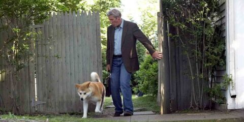 Hachiko: A Dog's Story