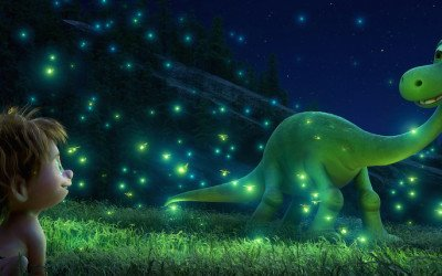 The Good Dinosaur - Le voyage d'Ario