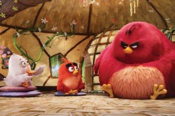 The Angry Bird Movie