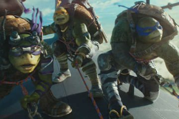 Teenage Mutant Ninja Turtles: Out of the Shadows - Ninja Turtles 2