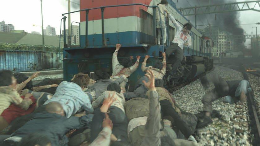 Busanhaeng - Dernier train pour Busan