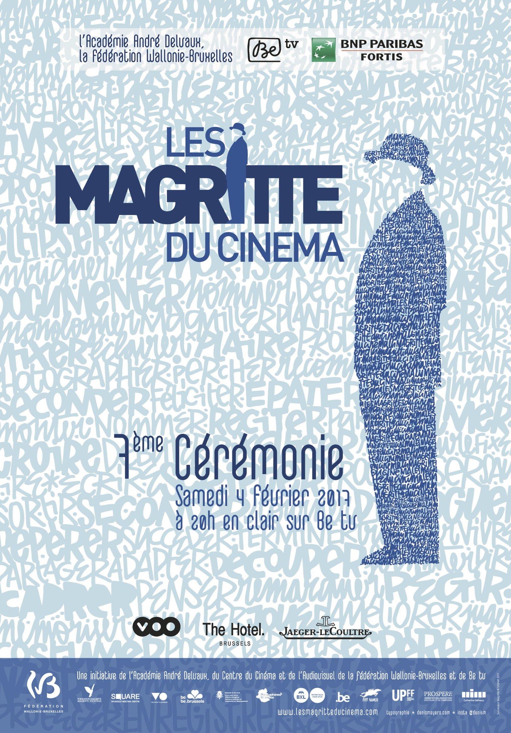 Les Magritte 2017