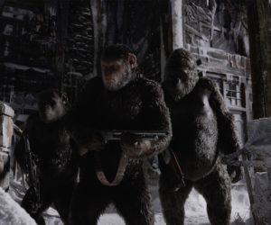 War for the Planet of the Apes - La planète des singes: suprématie