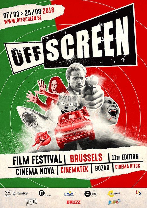 11e Offscreen Film Festival
