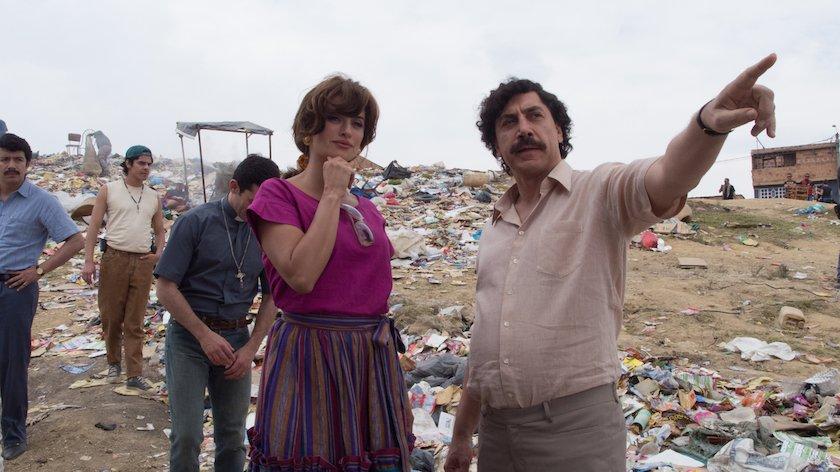 Loving Pablo - Escobar