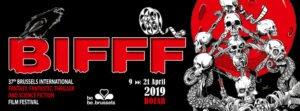37ème Festival International du Film Fantastique de Bruxelles