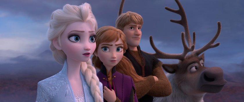 Frozen II - La reine des neiges II