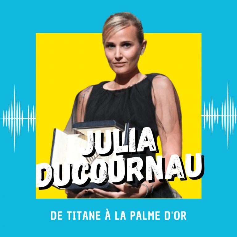 Julia Ducournau : de Titane à la Palme d'or (INTERVIEW)